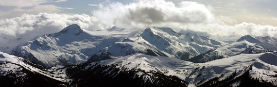 Original art for sale at UGallery.com | Whistler Panorama, British Columbia, Canada by Andrew Stein | $175 | photography | http://www.ugallery.com/photography-whistler-panorama-british-columbia-canada