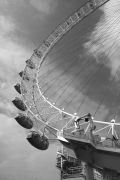 Original art for sale at UGallery.com | London Eye by Andrew Stein | $100 | photography | http://www.ugallery.com/photography-london-eye-5427