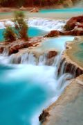 Discover Original Art by Maxwell Koepke | Havasupai Pools photography | Art for Sale Online at UGallery