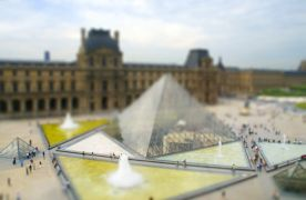 Discover Original Art by Bryan Solarski | Musee Du Louvre, Paris photography | Art for Sale Online at UGallery