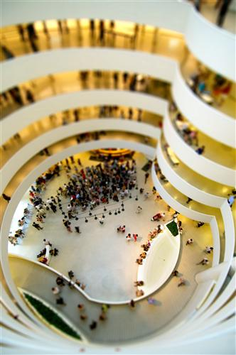 Discover Original Art by Bryan Solarski | The Guggenheim Museum (NYC) photography | Art for Sale Online at UGallery
