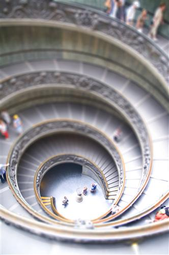 Discover Original Art by Bryan Solarski | Vatican Museum (Vatican City) photography | Art for Sale Online at UGallery