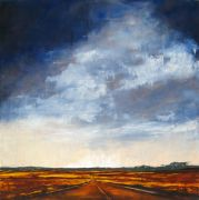 Original art for sale at UGallery.com | Road Trip II by Mandy Main | $1,975 | oil painting | http://www.ugallery.com/oil-painting-road-trip-ii