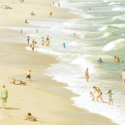 Original art for sale at UGallery.com | A Day at the Beach by Valerie Chiang | $265 | photography | http://www.ugallery.com/photography-a-day-at-the-beach