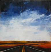 Original art for sale at UGallery.com | Road Trip IV by Mandy Main | $475 | oil painting | http://www.ugallery.com/oil-painting-road-trip-iv