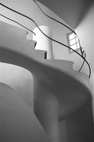Original art for sale at UGallery.com | Barcelona in Black and White by REBECCA PLOTNICK | $195 |  | ' h x ' w | http://www.ugallery.com/photography-barcelona-in-black-and-white