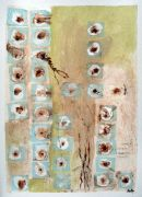 Original art for sale at UGallery.com | Till The End by Scott Bergey | $230 | mixed media artwork | http://www.ugallery.com/mixed-media-artwork-till-the-end