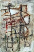 Original art for sale at UGallery.com | I'll Say It Again by Scott Bergey | $225 | mixed media artwork | http://www.ugallery.com/mixed-media-artwork-i-ll-say-it-again