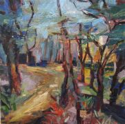 Original art for sale at UGallery.com   Passages by Kim Kitz   $575   oil painting   http://www.ugallery.com/oil-painting-passages