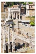 Discover Original Art by Bryan Solarski | The Roman Forum photography | Art for Sale Online at UGallery