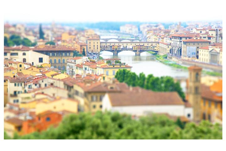 Original art for sale at UGallery.com | Ponte Vecchio, Florence by BRYAN SOLARSKI | $145 |  | ' h x ' w | http://www.ugallery.com/photography-ponte-vecchio-florence