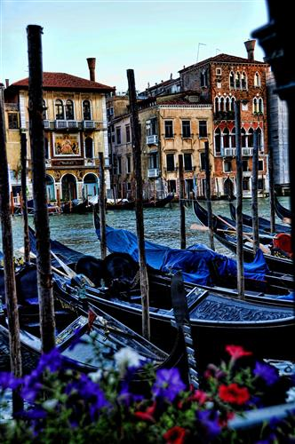 Original art for sale at UGallery.com | Venice in June by NOELLE VISCONTI | $115 |  | ' h x ' w | http://www.ugallery.com/photography-venice-in-june