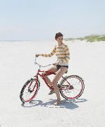 Original art for sale at UGallery.com | Bicycle on Beach by Valerie Chiang | $265 | photography | http://www.ugallery.com/photography-bicycle-on-beach