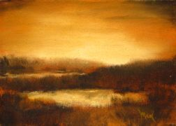 Original art for sale at UGallery.com | Sanctuary by Mandy Main | $250 | oil painting | http://www.ugallery.com/oil-painting-sanctuary-18228