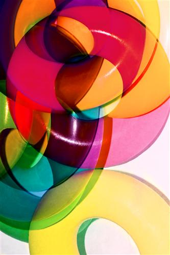 Original art for sale at UGallery.com | Color Wheel 6 by MICHELE VALDEZ | $165 |  | ' h x ' w | http://www.ugallery.com/photography-color-wheel-6