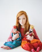 Original art for sale at UGallery.com | India Dolls by Valerie Chiang | $240 | photography | http://www.ugallery.com/photography-india-dolls