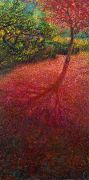 Discover Original Art by Iris Scott | Momiji Maple oil painting | Art for Sale Online at UGallery