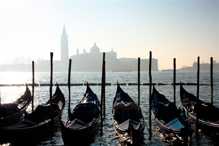 Original art for sale at UGallery.com | Morning Light in Venice by REBECCA PLOTNICK | $195 |  | ' h x ' w | http://www.ugallery.com/photography-morning-light-in-venice