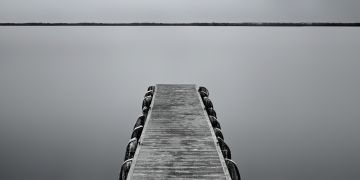 Original art for sale at UGallery.com | Silver Safety Harbor by Andrew Vernon | $275 | photography | http://www.ugallery.com/photography-silver-safety-harbor