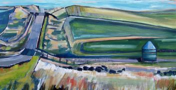 Original art for sale at UGallery.com   Livestock by Kim Kitz   $1,125   oil painting   http://www.ugallery.com/oil-painting-livestock