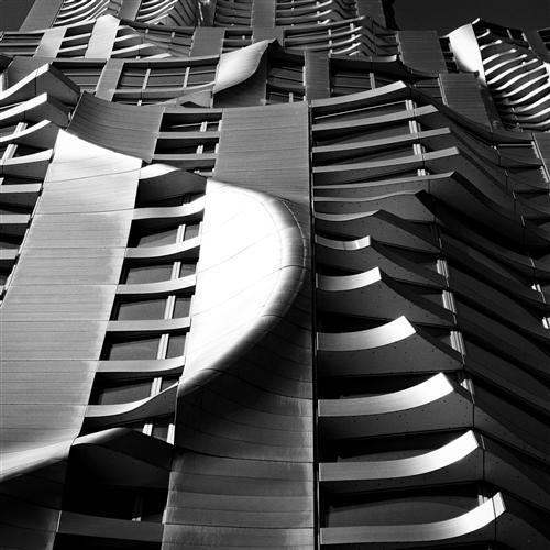 Original art for sale at UGallery.com | New York By Gehry by ADAM GARELICK | $185 |  | ' h x ' w | http://www.ugallery.com/photography-new-york-by-gehry