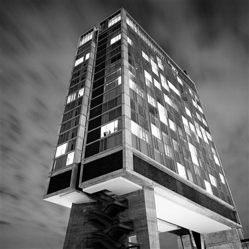 Original art for sale at UGallery.com | The Standard Hotel by ADAM GARELICK | $185 |  | ' h x ' w | http://www.ugallery.com/photography-the-standard-hotel