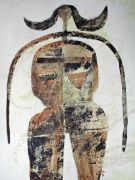 Original art for sale at UGallery.com   My Disposition Depends on You by Scott Bergey   $225   mixed media artwork   http://www.ugallery.com/mixed-media-artwork-my-disposition-depends-on-you