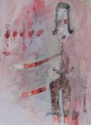 Original art for sale at UGallery.com   Back to Me by Scott Bergey   $225   mixed media artwork   http://www.ugallery.com/mixed-media-artwork-back-to-me