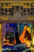 Expressionism art,Fantasy art,Religion art,printmaking,New Utah 3