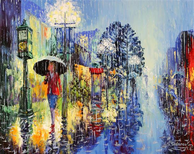 Original art by stanislav sidorov online for Online art gallery paintings