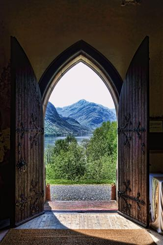 Original art for sale at UGallery.com | Beyond these Doors by NOELLE VISCONTI | $135 |  | ' h x ' w | http://www.ugallery.com/photography-beyond-these-doors