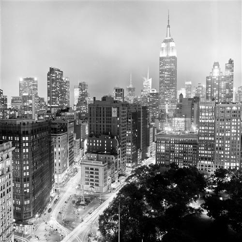 Original art for sale at UGallery.com | Midtown Manhattan by ADAM GARELICK | $135 |  | ' h x ' w | http://www.ugallery.com/photography-midtown-manhattan