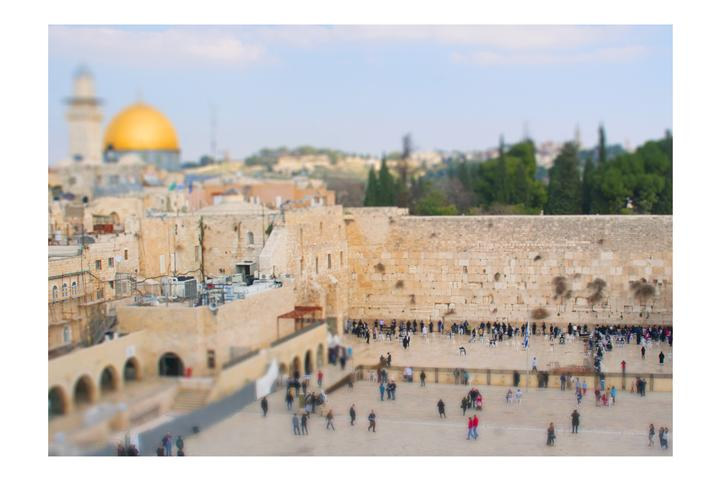 Original art for sale at UGallery.com | The Western Wall, Israel by BRYAN SOLARSKI | $145 |  | ' h x ' w | http://www.ugallery.com/photography-the-western-wall-israel