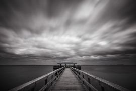 Original art for sale at UGallery.com | The Pier at Safety Harbor by Andrew Vernon | $500 | photography | http://www.ugallery.com/photography-the-pier-at-safety-harbor