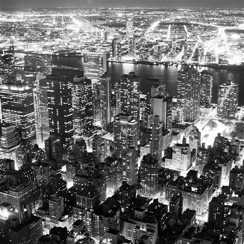 Original art for sale at UGallery.com | Manhattan from Above by ADAM GARELICK | $185 |  | ' h x ' w | http://www.ugallery.com/photography-manhattan-from-above