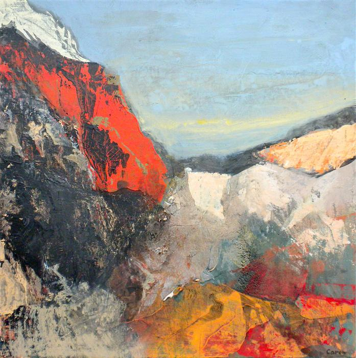 Buy Original Art By Sidonie Caron Acrylic Painting