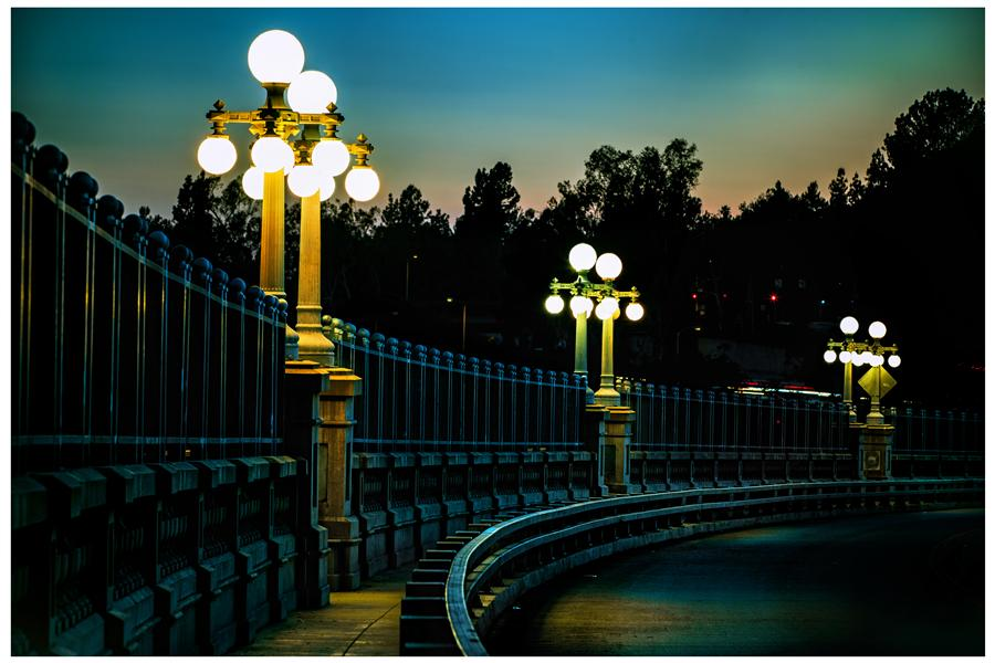 Discover Original Art by Darrin  VanGorder | Colorado Street Bridge - 1913 photography | Art for Sale Online at UGallery