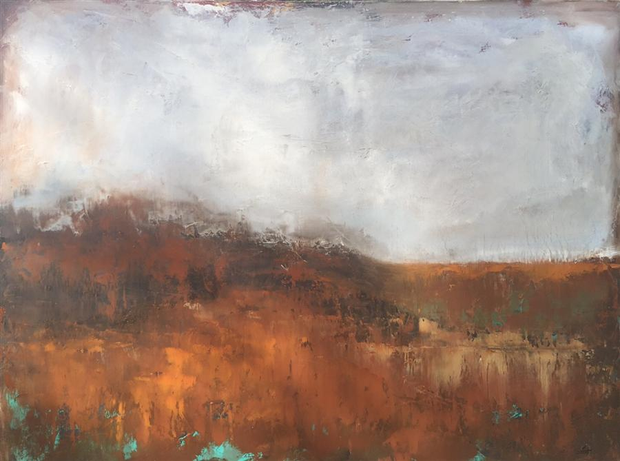 Discover Original Art by Faith Taylor   Landslide oil painting   Art for Sale Online at UGallery