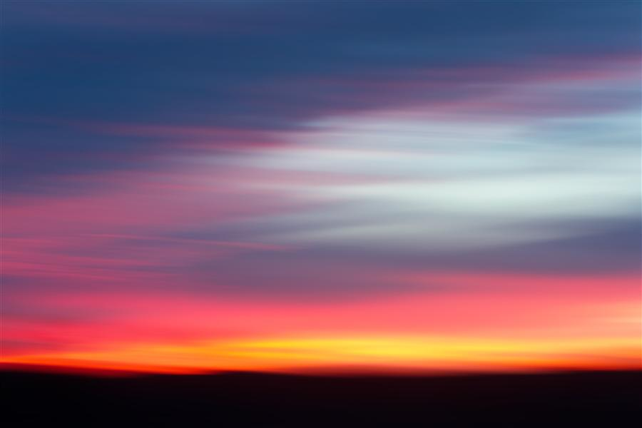 Original art for sale at UGallery.com | Fire in the Sky by KATHERINE GENDREAU | $145 |  | ' h x ' w | http://www.ugallery.com/photography-fire-in-the-sky