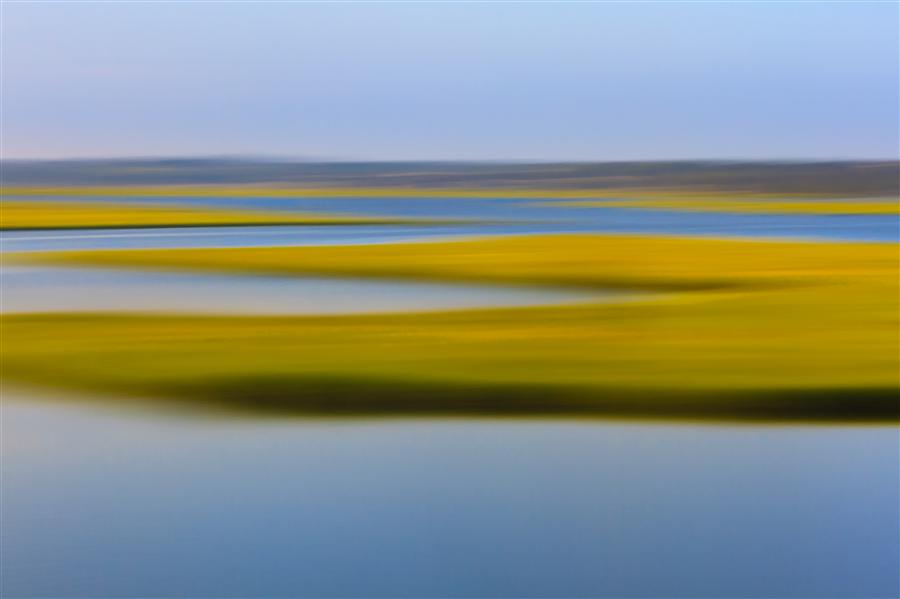Original art for sale at UGallery.com | Evening Marsh by KATHERINE GENDREAU | $145 |  | ' h x ' w | http://www.ugallery.com/photography-evening-marsh