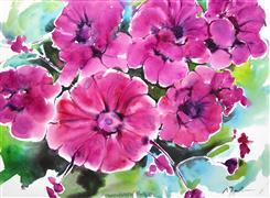 Nature art,Flora art,watercolor painting,Fresh Pick No. 388