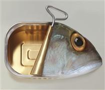 Animals art,Surrealism art,photography,Fish Can
