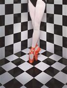 People art,Surrealism art,photography,Square Dance