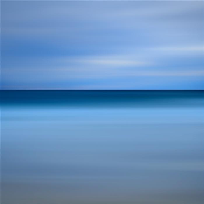 Discover Original Art by Katherine Gendreau | Beach Blues photography | Art for Sale Online at UGallery