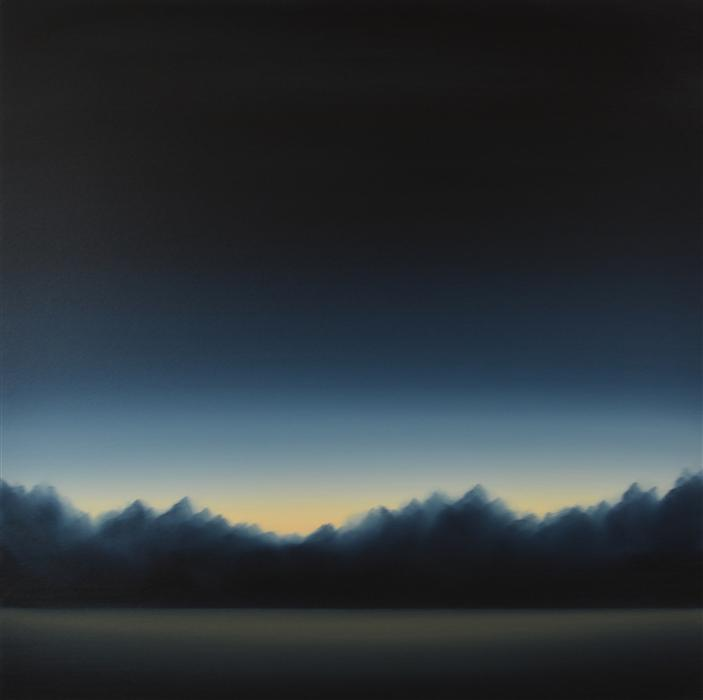 Original art for sale at UGallery.com | Clearing 462 by JOHN DIEHL | $1,675 | Oil painting | 35' h x 35' w | http://www.ugallery.com/oil-painting-clearing-462
