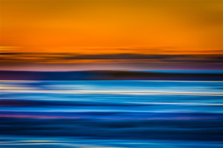 Discover Original Art by Michael Busch | Atlantic Ocean Blur photography | Art for Sale Online at UGallery