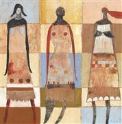 Original art for sale at UGallery.com | A Part of Us by Scott Bergey | $375 | mixed media artwork | http://www.ugallery.com/mixed-media-artwork-a-part-of-us