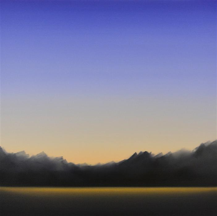 Discover Original Art by John Diehl | Clearing 481 oil painting | Art for Sale Online at UGallery