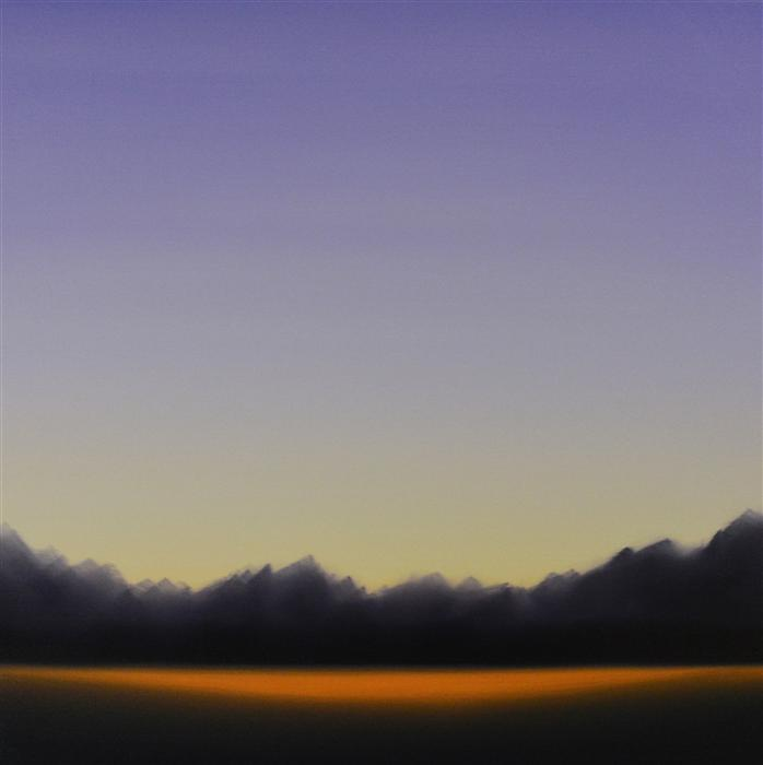 Discover Original Art by John Diehl | Clearing 483 oil painting | Art for Sale Online at UGallery