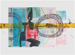 Expressionism art,Street Art art,Non-representational art,printmaking,TwoTribesGoToWar